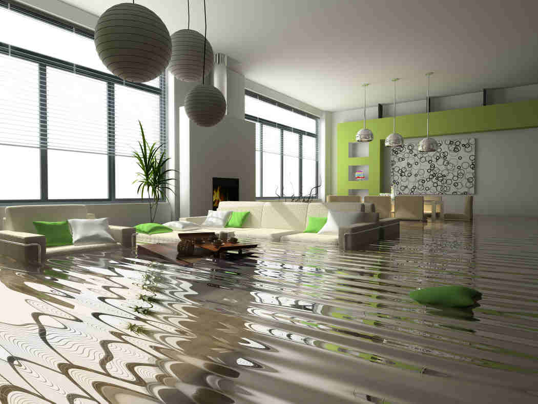 Water Damage On The Rise