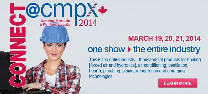 Canadian Mechanical & Plumbing Exposition