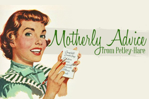 Motherly Advice From Your Durham Insurance Brokers