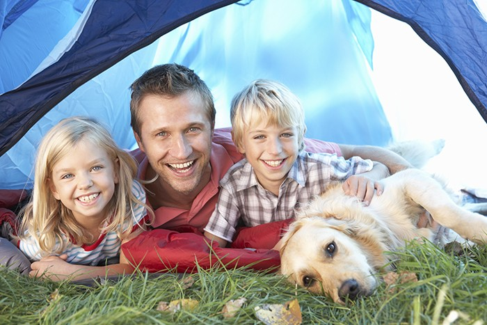 Summer Camping Safety