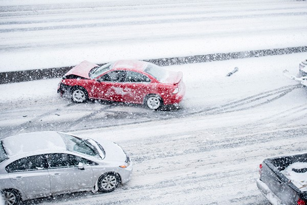 Tips for Driving Safely in a Snow Storm