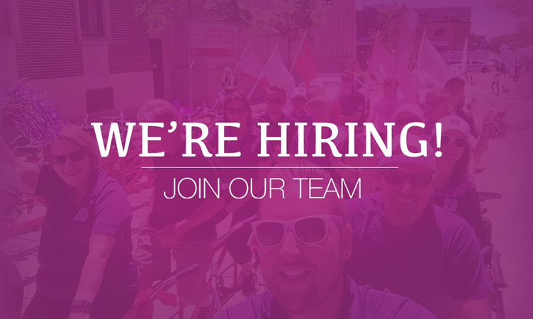 We're Hiring – Customer Service Rep