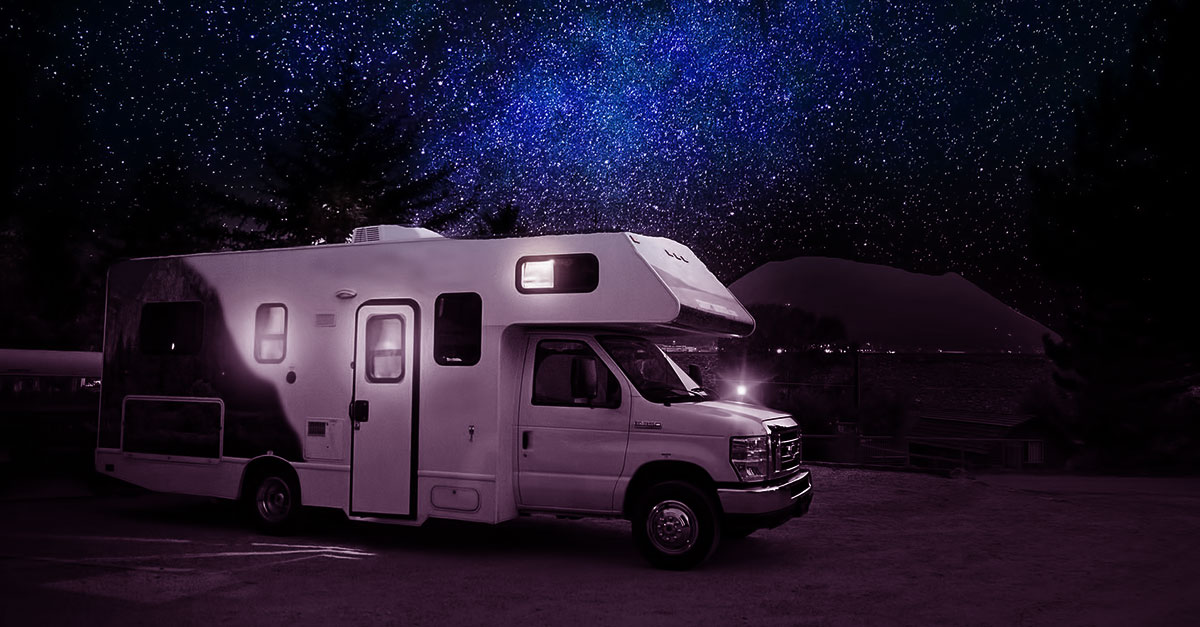 Recreational Vehicle, Motorhome and Trailer Insurance in