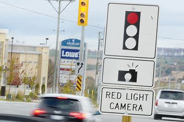 How Red Light Cameras Work